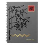 Año chino del cuaderno del regalo de la serpiente