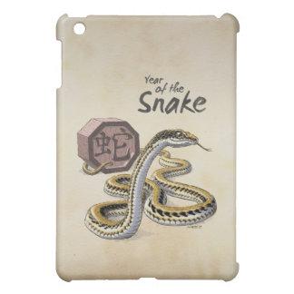 Año chino del zodiaco del arte de la serpiente