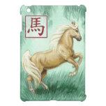 Año chino del zodiaco del caso del iPad del caball