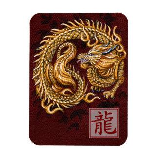Año chino del zodiaco del imán del premio del drag