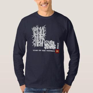 Año de 2016 chinos de las camisetas del regalo del