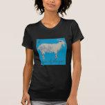 Año de la cabra camiseta