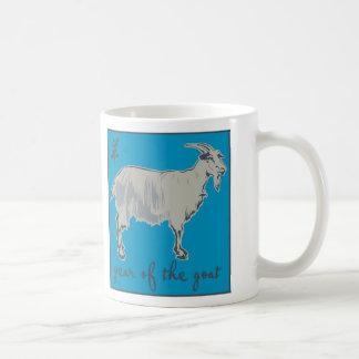 Año de la cabra taza clásica