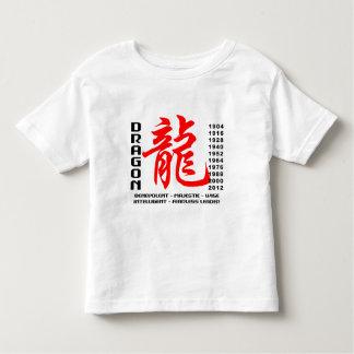 Año de la camiseta de las características del remeras