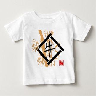 Año de la camiseta del buey playera