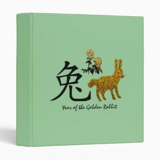Año de la carpeta de oro del conejo