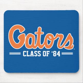 Año de la clase de los cocodrilos de la Florida Tapete De Raton