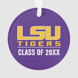 Año de la clase de los tigres de LSU