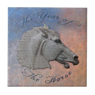 Año de la mitología griega del caballo azulejos cerámicos