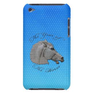 Año de la mitología griega del caballo iPod touch Case-Mate cobertura