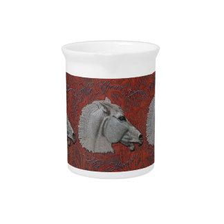Año de la mitología griega del caballo jarra