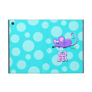 Año de la rata iPad mini carcasa