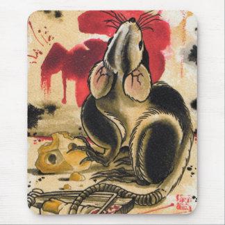 """""""Año de la rata """" Mousepads"""