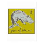 Año de la rata postal