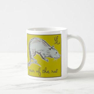 Año de la rata taza