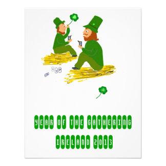 Año de la reunión Irlanda 2013 Comunicados Personales