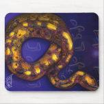 Año de la serpiente alfombrilla de ratones