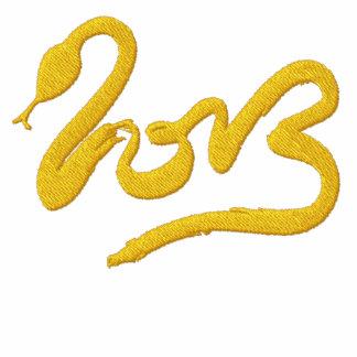 Año de la serpiente - gongo XI Fa Cai Sudadera Bordada Con Capucha