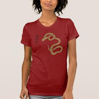 Año de la serpiente camisetas