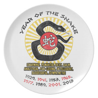 Año de las calidades de la serpiente 2013 platos para fiestas