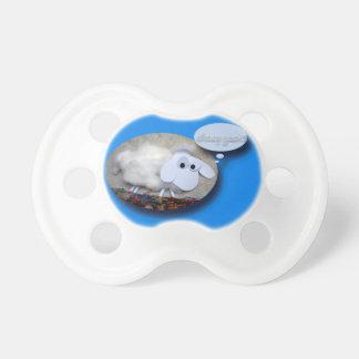 ¿Año de las ovejas? Año Nuevo chino 2015 Chupetes Para Bebés