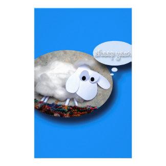 ¿Año de las ovejas? Año Nuevo chino 2015 Papeleria Personalizada