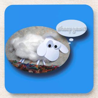 ¿Año de las ovejas? Año Nuevo chino 2015 Posavasos