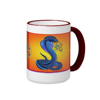 Año de las tazas de la serpiente
