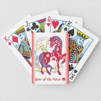 Año de los naipes del caballo