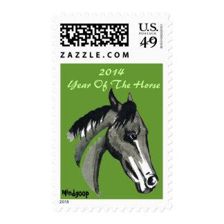 Año de los sellos 2014 del caballo