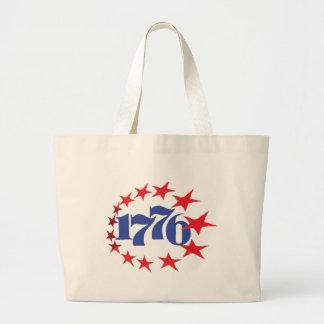 AÑO DE NUESTRA INDEPENDENCIA 1776 BOLSAS