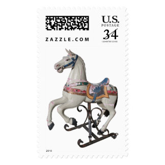 Año del Año Nuevo chino del caballo - franqueo Sello