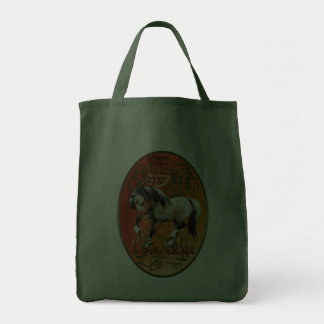 Año del bolso del óvalo del caballo bolsas