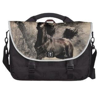 Año del caballo 2014 - arte de la pintura china bolsas para ordenador