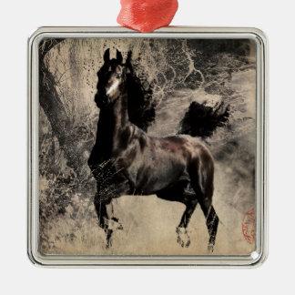 Año del caballo 2014 - arte de la pintura china adorno para reyes