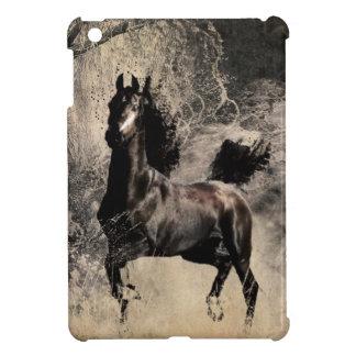 Año del caballo 2014 - arte de la pintura china iPad mini fundas