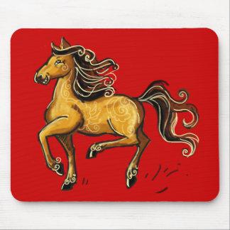 Año del caballo 2014 mouse pad