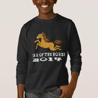 Año del caballo 2014 playera