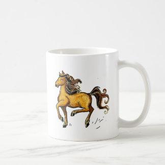 Año del caballo 2014 taza