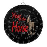 Año del caballo 2 tabla dardos