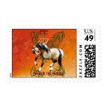 Año del caballo sellos