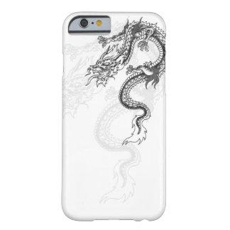 Año del caso del iPhone 6 del dragón Funda De iPhone 6 Barely There