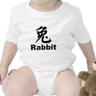 Año del conejo camiseta