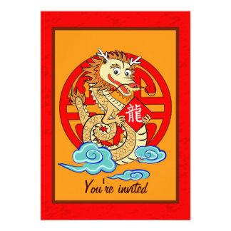 Año del dragón comunicados personales