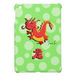 Año del dragón iPad mini cobertura