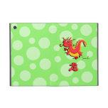 Año del dragón iPad mini fundas