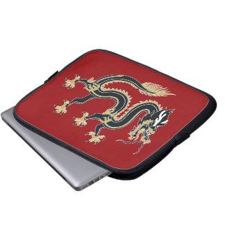 Año del dragón mangas portátiles