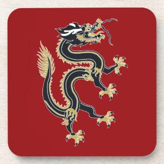 Año del dragón posavasos