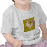 Año del gallo camiseta