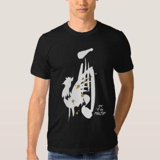 Año del gallo - zodiaco chino polera